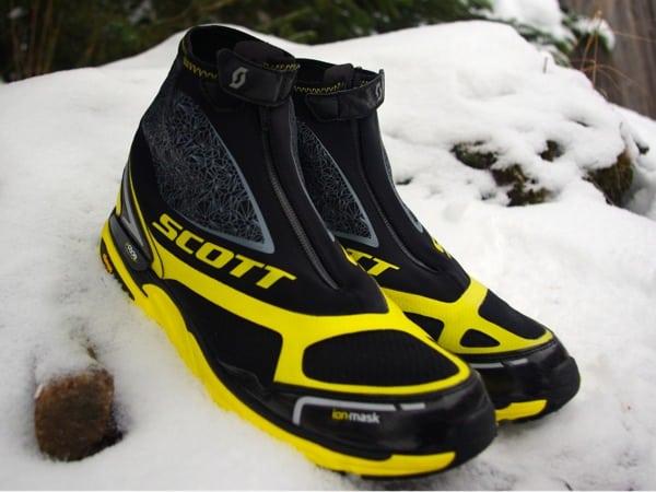 Scott eRide Icerunner IM High - upper