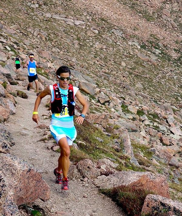 Stevie Kremer - 2013 Pikes Peak Marathon