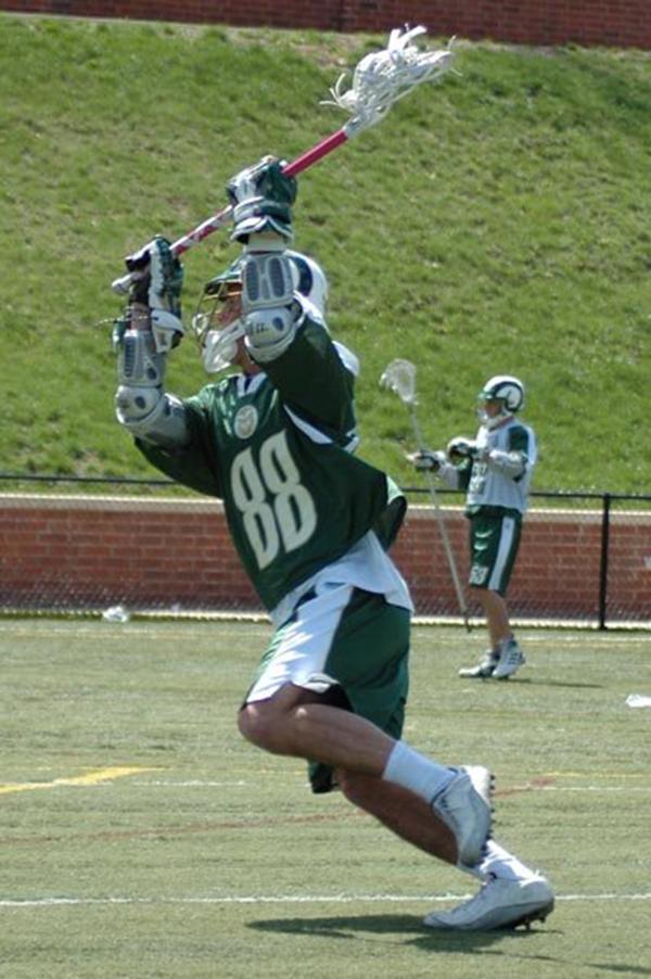 Dylan Bowman - Lacrosse