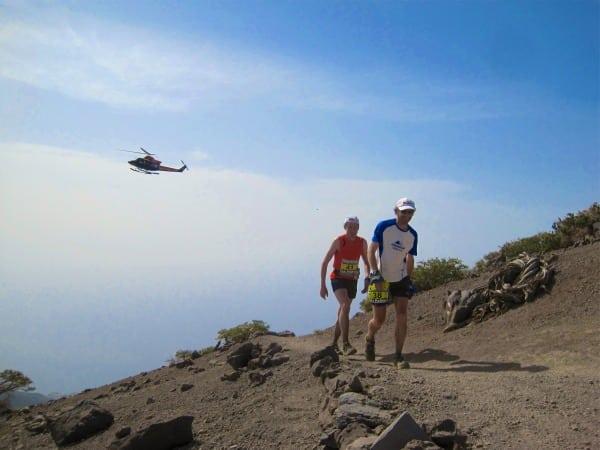 Geoff Roes - 2012 Transvulcania