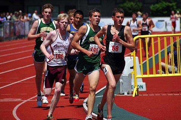 David Laney - high school track