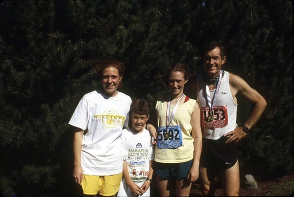 David Laney - Portland Marathon
