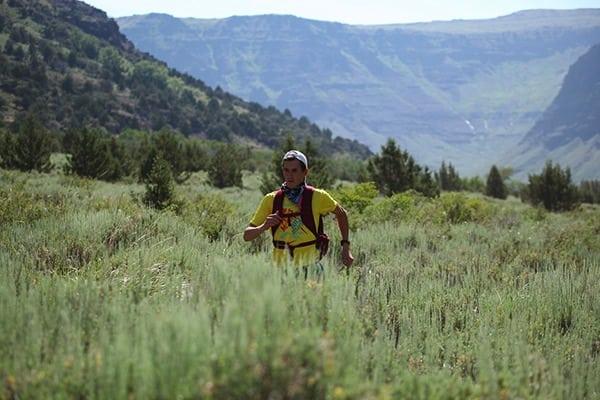 David Laney - Steen's Mountain Running Camp