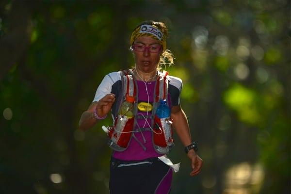 Francesca Canepa - 2014 Vibram Hong Kong 100k