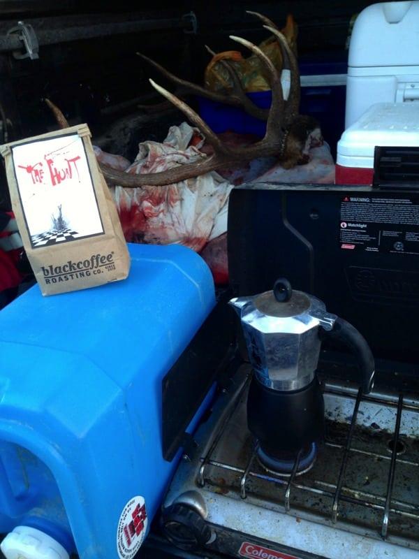 the hunt coffee