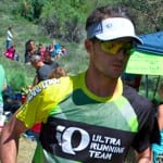 Dylan Bowman 2012 Leona Divide 50 Mile