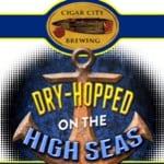 Cigar City - Dry-Hopped on the High Seas