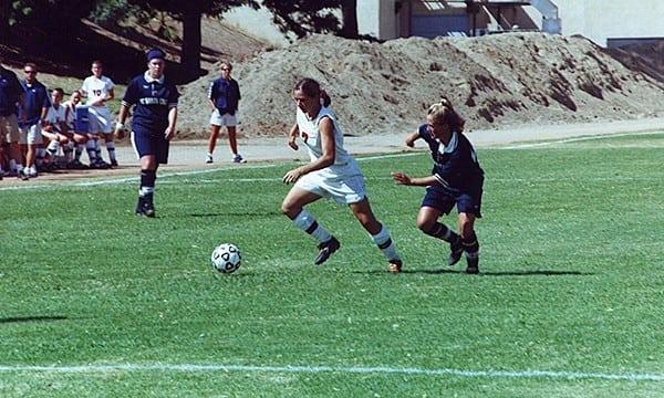 Sally McRae - soccer