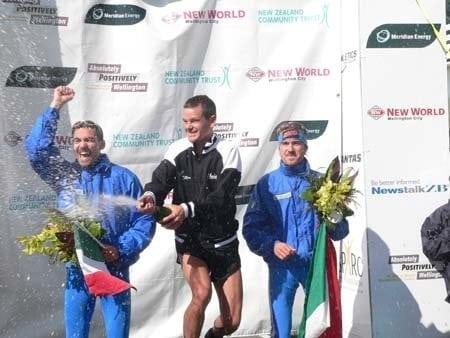 Jonathan Wyatt - 2005 Mountain Running World Championships
