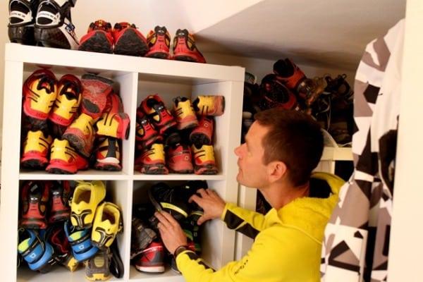 Jonathan Wyatt - shoe decisions