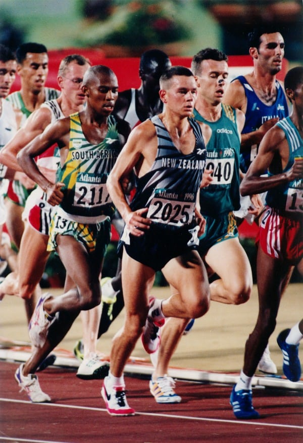 Jonathan Wyatt - 1996 Altlanta Olympics - 5000 meters