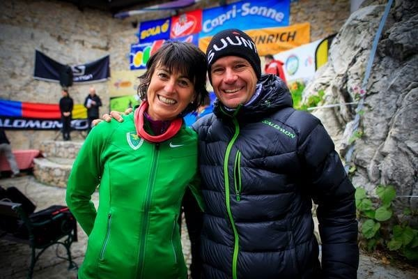 Jonathan Wyatt - Antonella Corfotola - Slovenia 2013