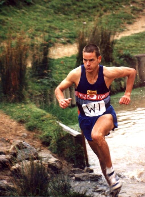 Jonathan Wyatt - cross country 1993