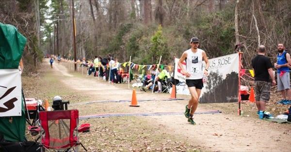 Matt Laye - 2014 Rocky Raccoon 100 Mile - Schneider 2