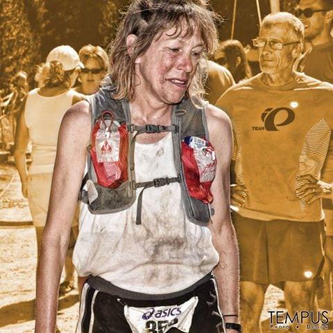 Ann Trason - 2013 IMTUF finish