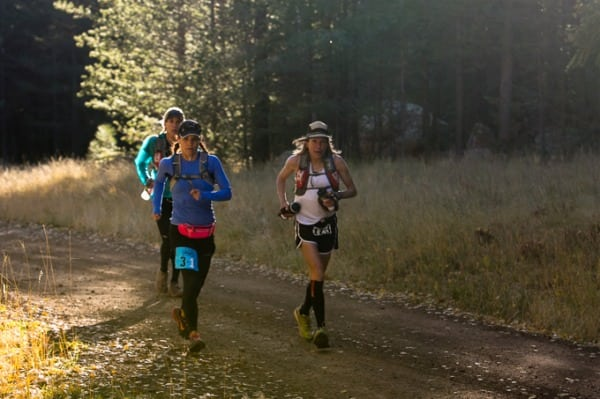 Ann Trason - 2013 Flagstaff 100