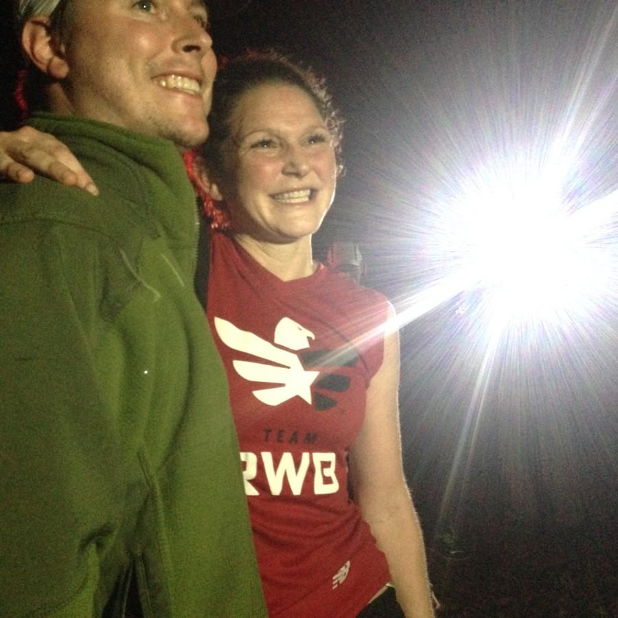 Nicole Studer - 2014 Rocky Raccoon 100 Mile
