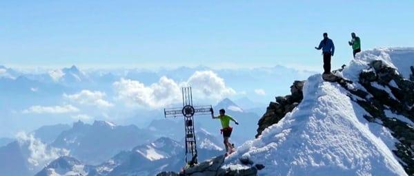 Kilian Jornet - Matterhorn summit - Dejame Vivir
