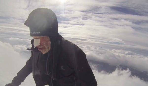Vitaly Shkel - 5000m Mount Elbrus - Dejame Vivir