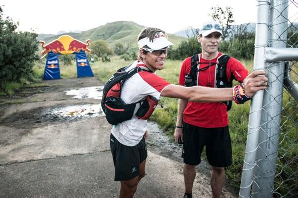 Grand Drakensburg Traverse - Ryan Sandes - Ryno Griesel - FKT complete