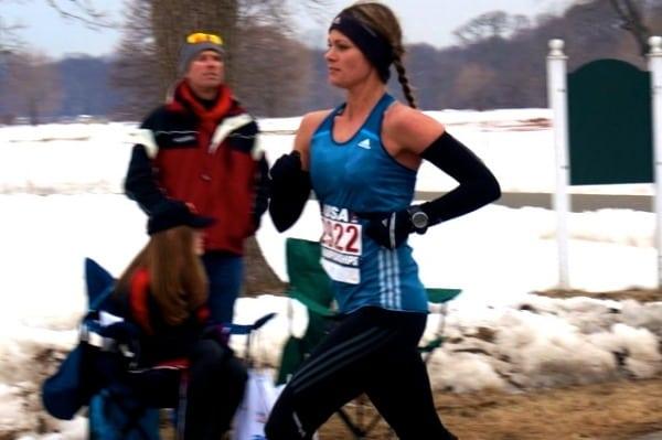 Emily Harrison - 2014 Caumsett 50k - running