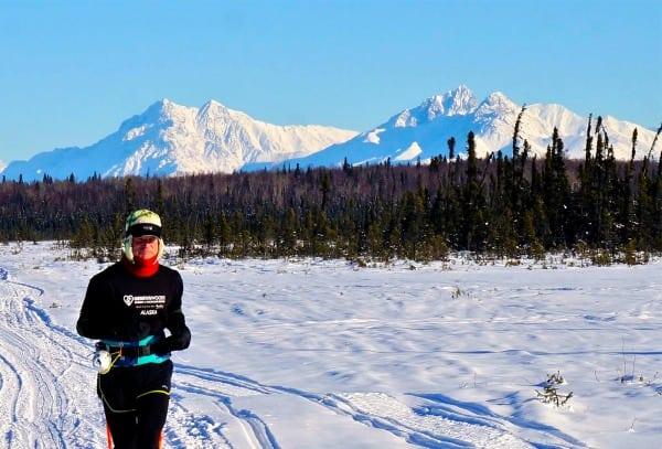 Dave Johnston - 2014 ITI 350 - mile 5