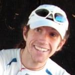 Michael Wardian smile