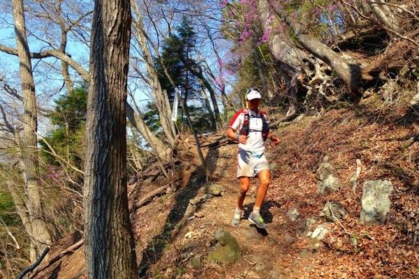 Ryan Sandes - 2014 Ultra-Trail Mount Fuji