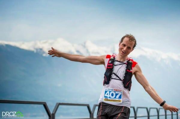 Thorbjørn Ludvivsen - 2014 BVG Trail Marathon winner