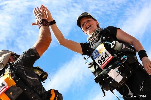 2014 Marathon des Sables - British competitor