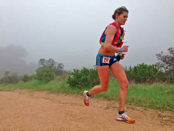 Emily Harrison - 2014 Lake Sonoma 50 champion