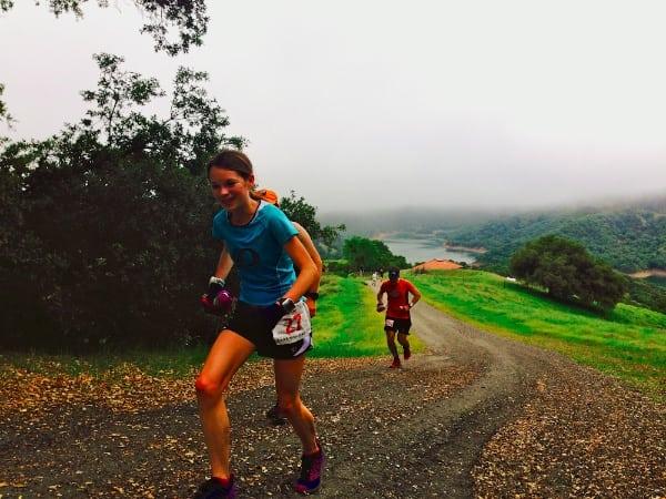 Kaci Lickteig - 2014 Lake Sonoma 50 third place