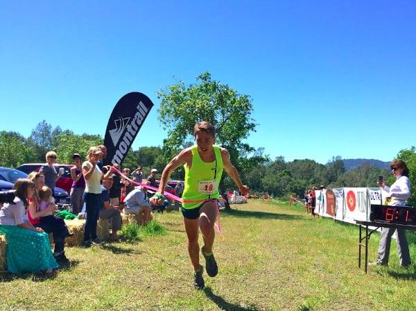 Zach Miller - 2014 Lake Sonoma 50 champion