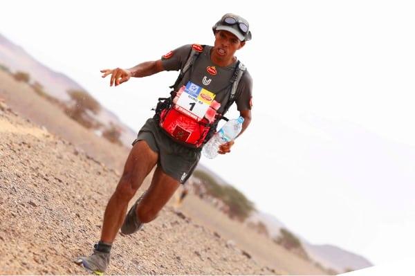 Mohamad Ahansal - 2014 Marathon des Sables Stage 5