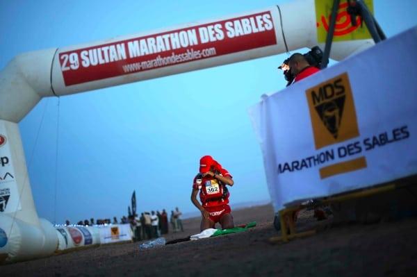 Salameh Al Aqra - 2014 Marathon des Sables Stage 4