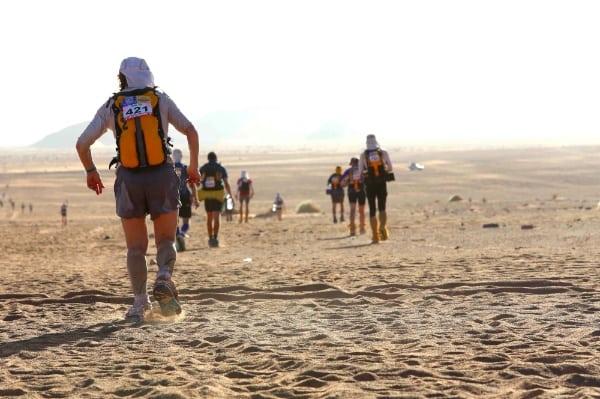Nikki Kimball - 2014 Marathon des Sables Stage 4