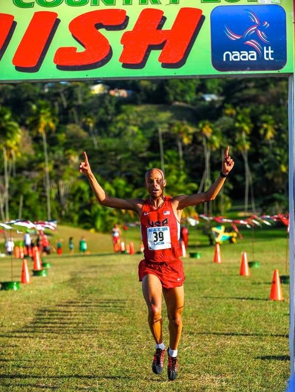 Joe Gray - NACAC Cross Country Championships