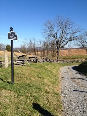 Bloody Lane Trail - Antietam National Battlefield