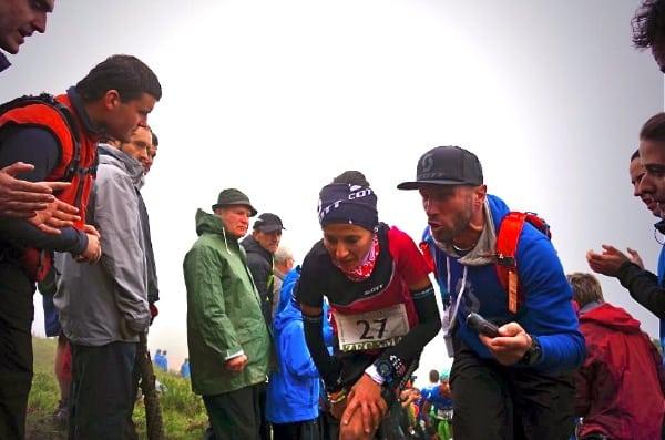 Elisa Desco - 2014 Zegama Marathon