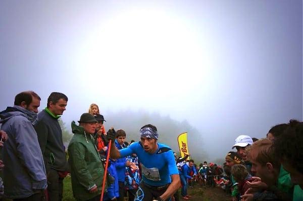 Luis Alberto Hernando - 2014 Zegama Marathon