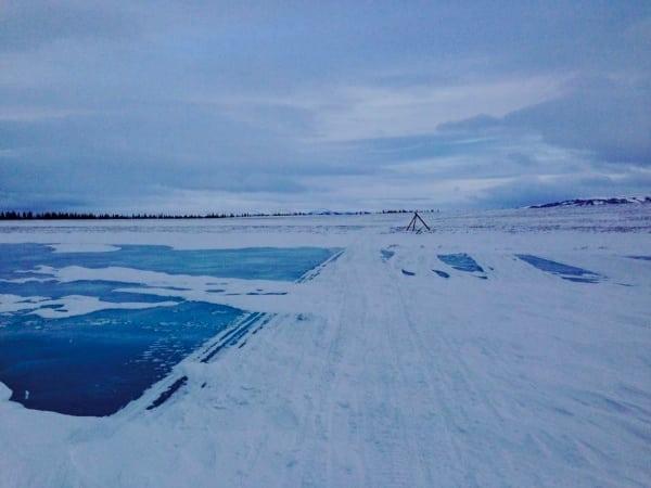 Shawn McTaggart - Iditarod Trail Invitational 4