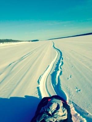 Shawn McTaggart - Iditarod Trail Invitational 3