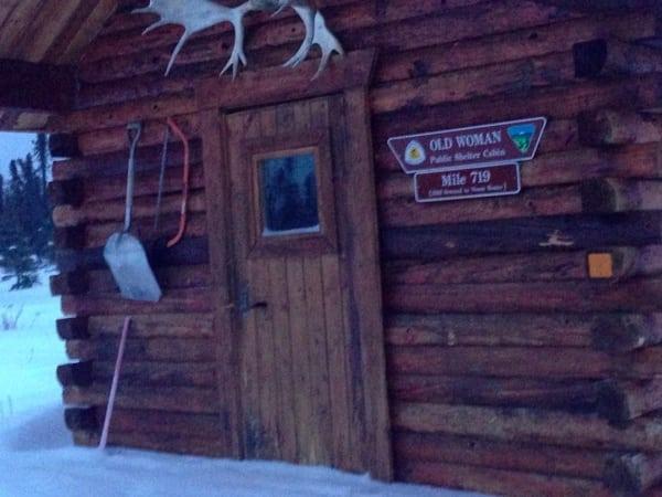 Shawn McTaggart - Iditarod Trail Invitational 7