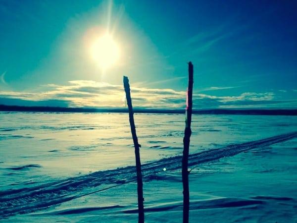 Shawn McTaggart - Iditarod Trail Invitational 1
