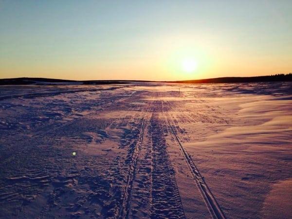 Shawn McTaggart - Iditarod Trail Invitational 2