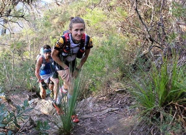 Núria Picas - 2014 The North Face 100k Australia