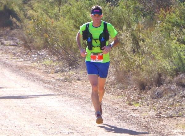 Andrew Tuckey - 2014 The North Face 100k Australia