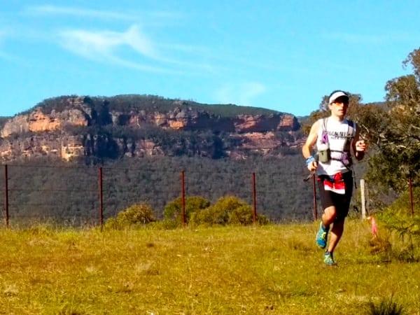 Brendan Davies - 2014 The North Face 100k Australia