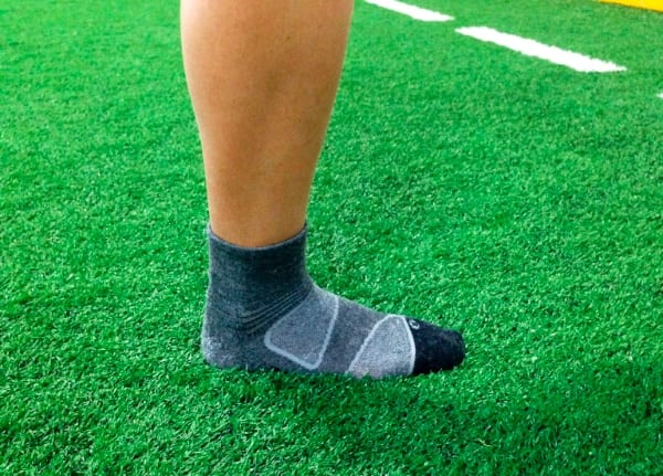 Feetures! Elite Merino+ Light Cushion Quarter