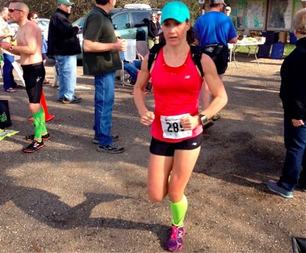 2014 Ice Age Trail 50 Mile - Kate Pallardy